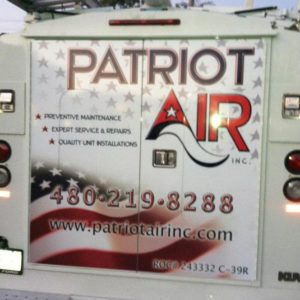 Patriot Air Heating Services Image