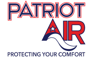 Patriot Air – Air Conditioning Repair, Service and Maintenance Logo