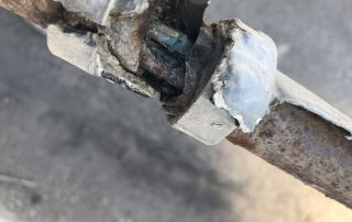 damaged hvac problems